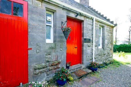 Cats Whiskers cottage at Cats Castle - Dumbarton - 独立屋