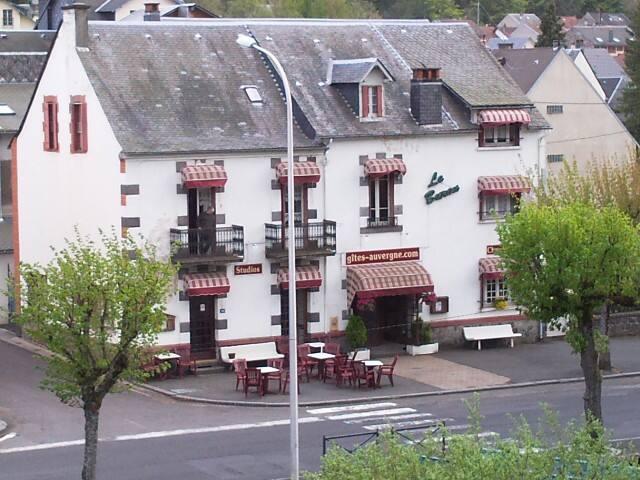 Gite de groupe Le Buron - La Bourboule - Talo