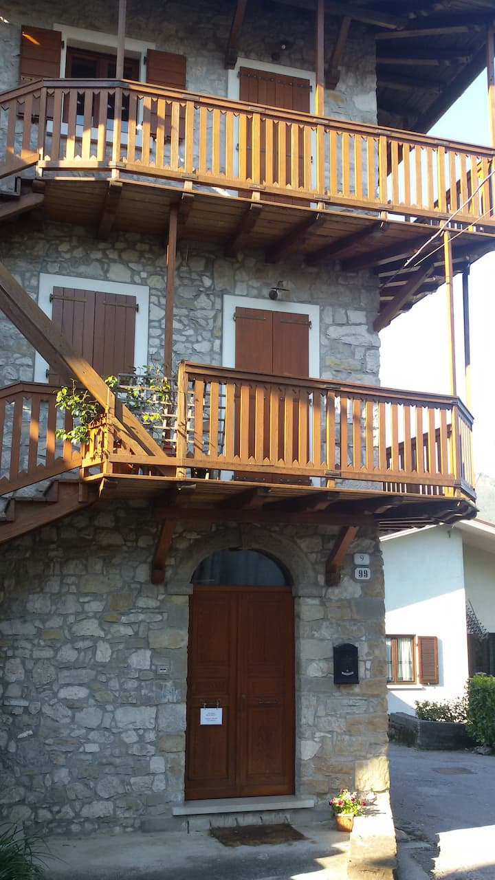 B&B Villa Spluma a Poffabro