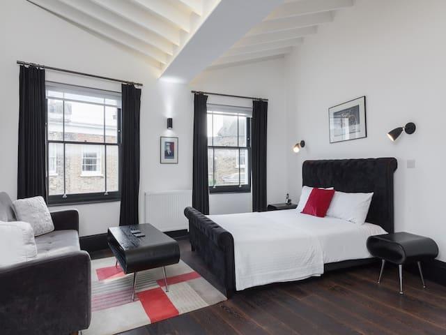 6 Portobello Road Penthouse - Londres - Casa