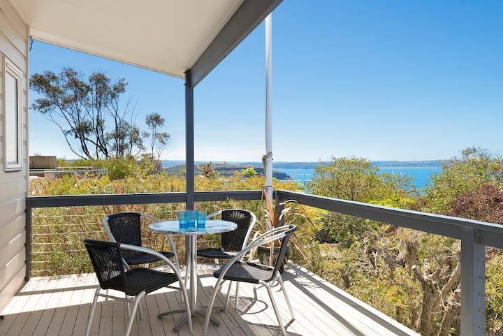 Classic Palm Beach home with ocean views