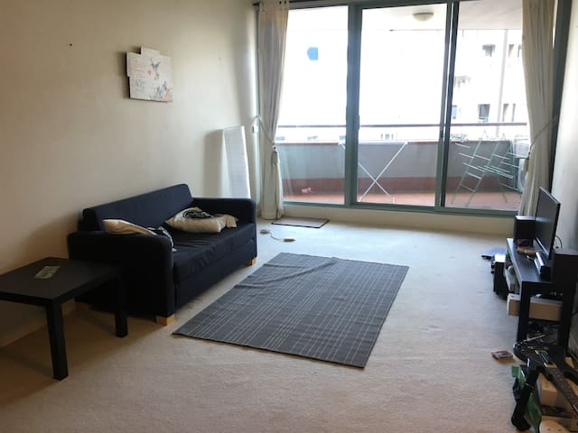 perfect location and lovely apartment - Canberra - Appartement