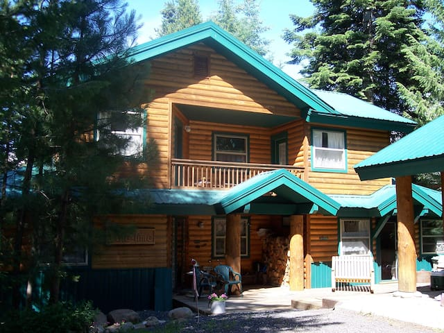 IdleTime, Home at McCall, with Pond View - McCall - Outros