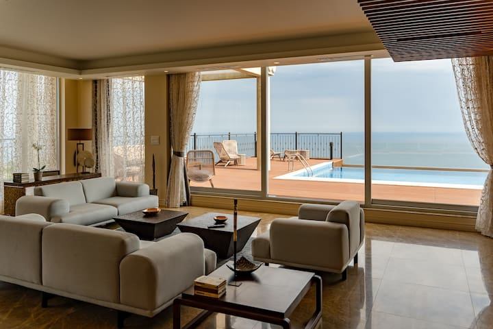 Penthouse Amaana with Private Pool