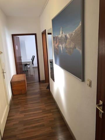Apartment Flemesstr 5, 1og
