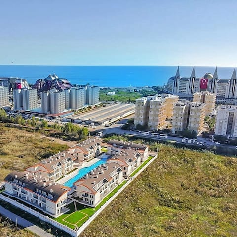 Antalya Premium Apartments Lara