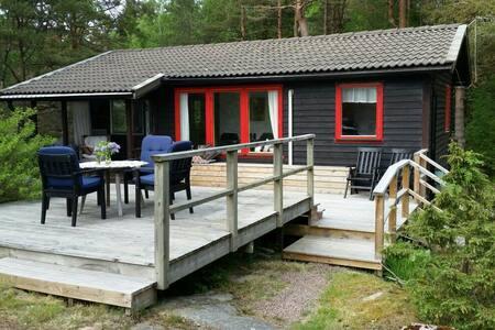 Unique house 150 meter to ocean - Sandvik
