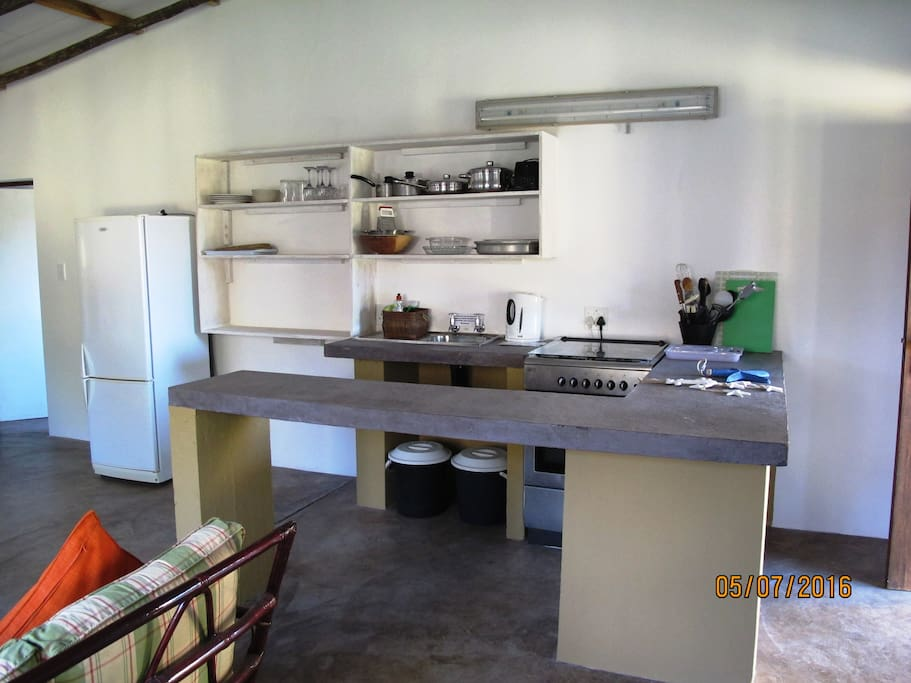 Nautilus Room 1 - Kitchen