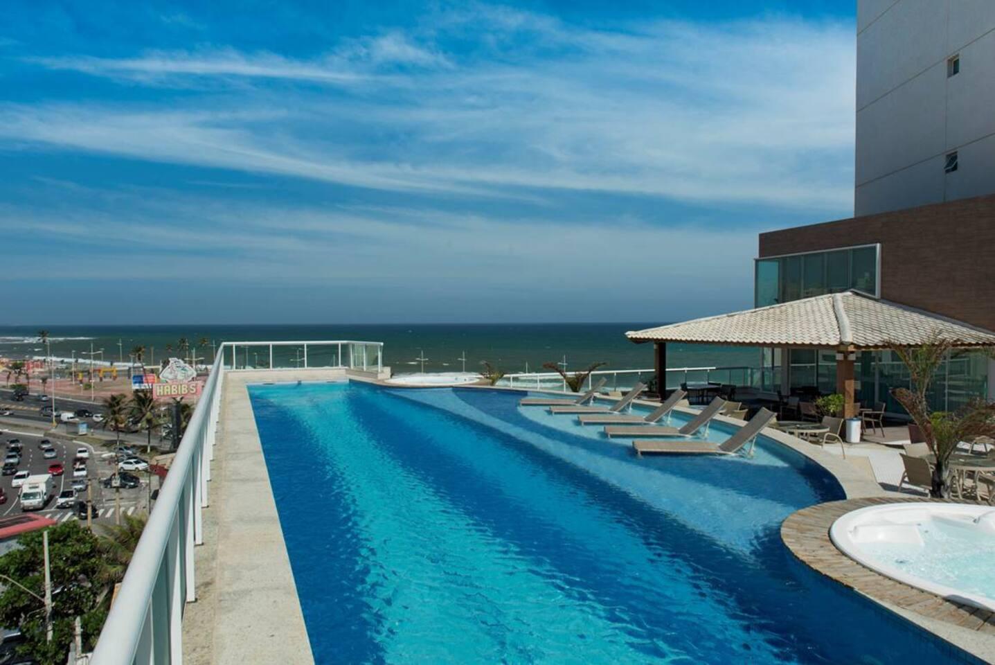 Vista Mar, localização, excelentes opções de lazer - Apartments for ...