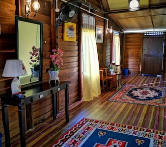 iNai cottage Janda Baik