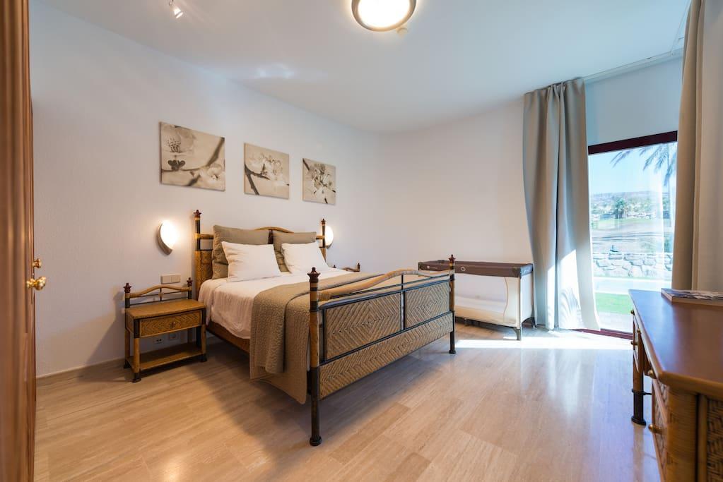 2nd bedroom.  All bedrooms ensuite