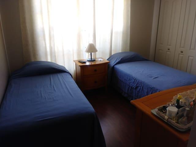 Habitaciones Privadas en Casa
