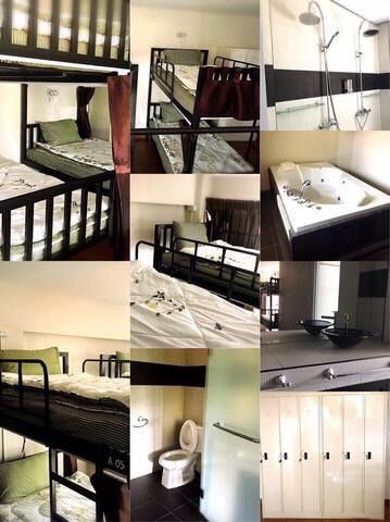 Comfy Hostel - เทศบาลนครเชียงใหม่ - Huoneisto