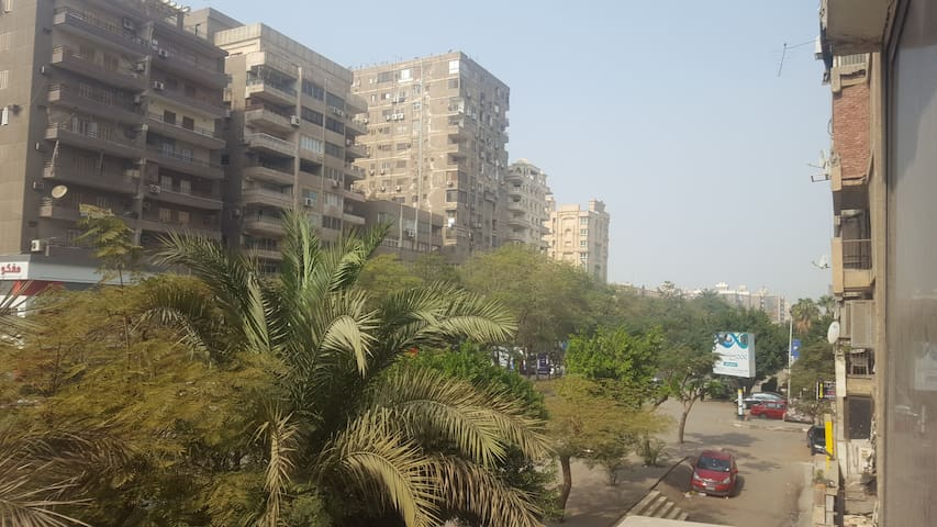 Center of cairo near shopping centers