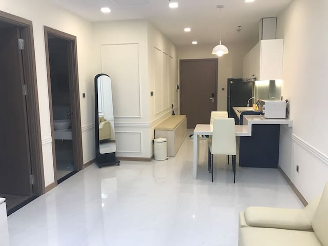 Modern Apartment with swimming pool in HCM city