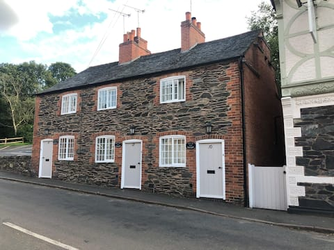 Harrisons Cottage in the Heart of Charnwood Forest