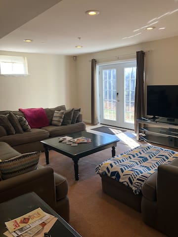 DC, MGM & National Harbor (The Guest Suite) 3br