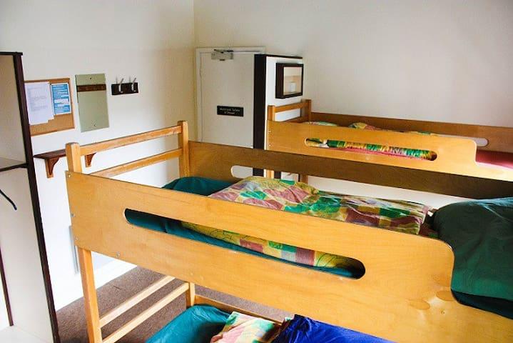 bunk bed rooms