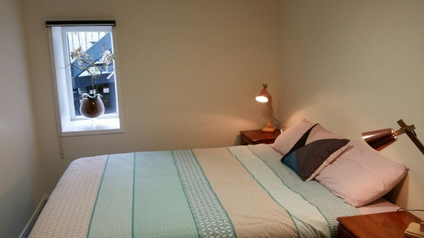 Private double room in family home - Auckland - House