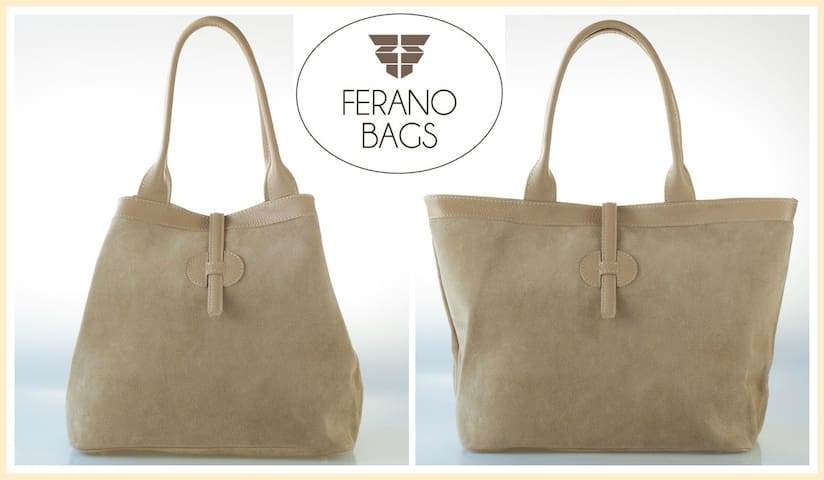 The Ultimate Souvenir?  Order Your Favorite FERANO Styled & Selected By Your Host Annette Personally! Check: feranobags.com