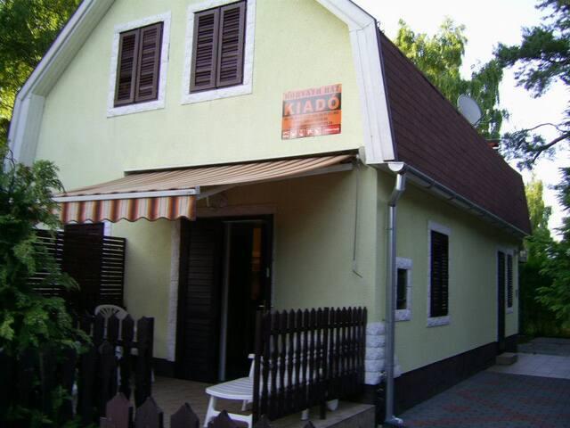 HORVÁTH HÁZ BALATONFENYVES,ELŐD 13. - Balatonfenyves - Villa