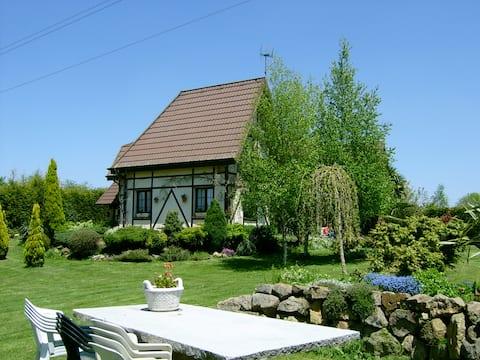 Casa junto al lago