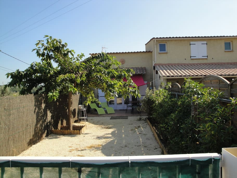 Chambres d hotes marisol 3 holiday homes for rent in - Chambre hote vallon pont d arc ...