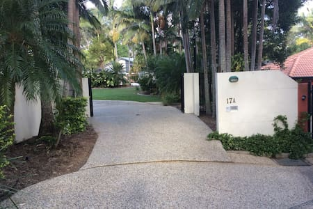 Private room with 2 King Single bed - Buderim