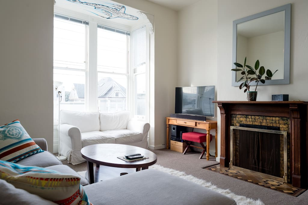 Bright Nopa Top Story Room In 2 Bedroom Apt Apartments For Rent In San Fran