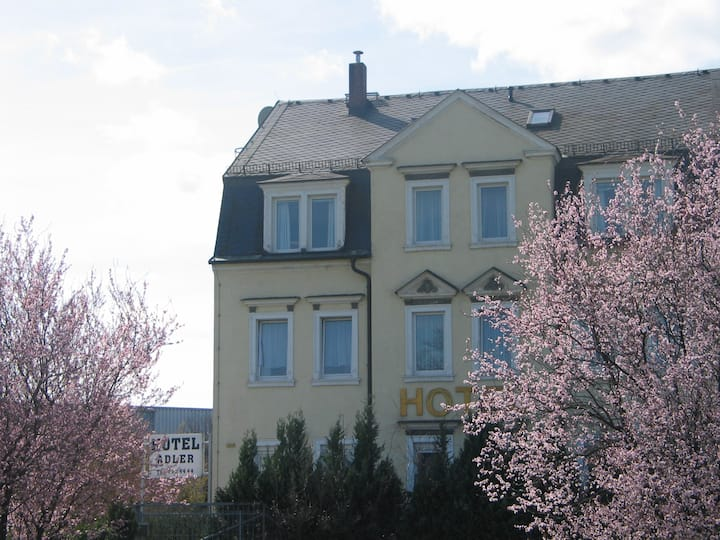 Privat geführtes Bed and Breakfast 3