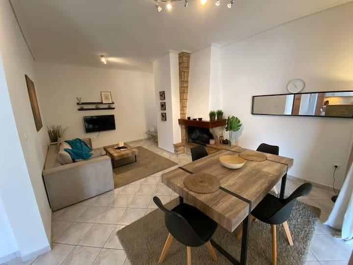 [Bonni] - Cozy penthouse , 8' away from metro !