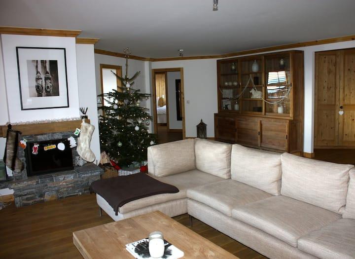 Les Etanges, Haute Nendaz. Stunning Apartment