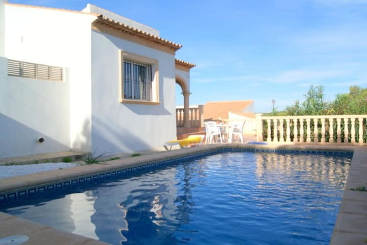 Holiday homes MENTA  359 - Javea - House