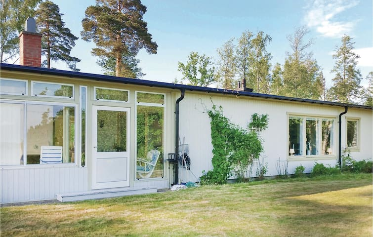 Holiday cottage with 5 bedrooms on 218m² in Svartå