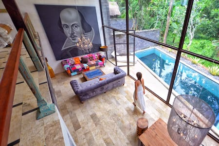 ❤❤❤ Amazing Designer Villa With Private Pool ❤❤❤ - Ubud