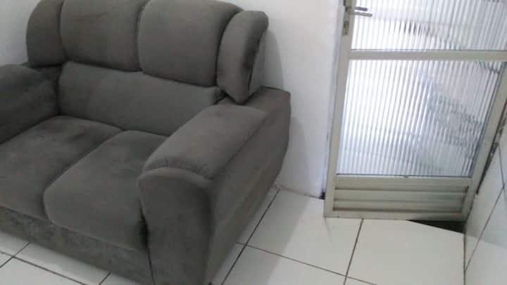Linda Casa Térrea ( tipo Ap ) / 02pessoas=r$57)