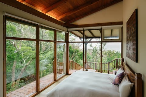 Hualien : Haiyan, A Log Cabin Resort