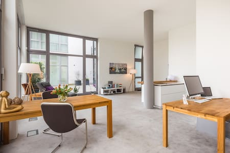 Loft in alsternaher Lage - Hambourg