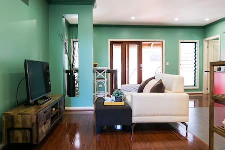 Comfortable, convenient villa in central Mosman