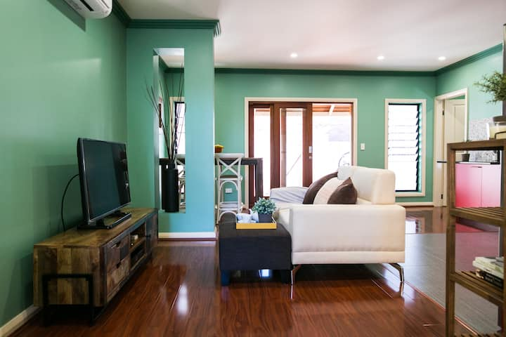 Comfortable, convenient villa in central Mosman