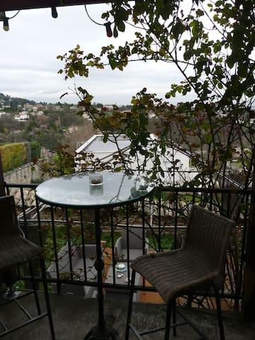 La Haut sur La Colline - Saint-Didier-au-Mont-d'Or - Bed & Breakfast