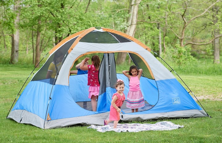 Unserviced Campsite