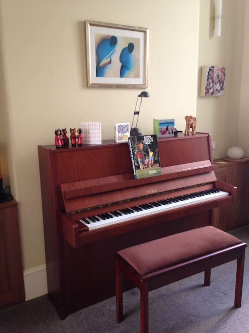 Home is where your piano is