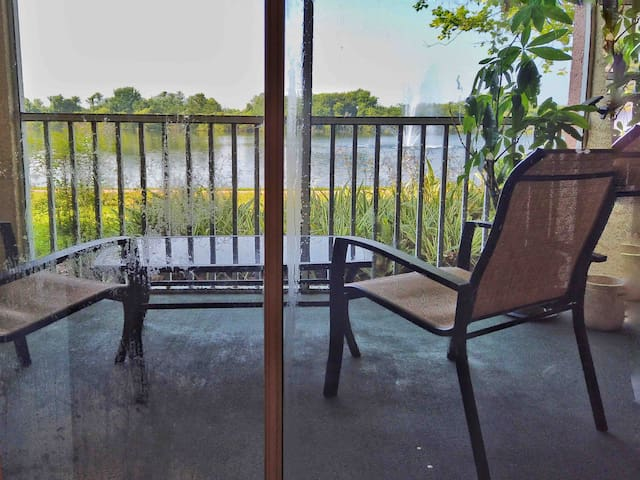Luxury Lakefront Relaxing Private Apartment by UCF