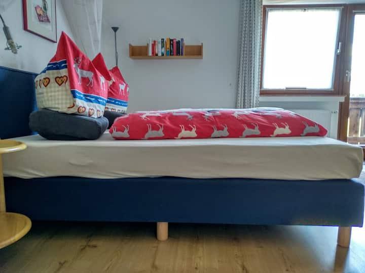 Liebevolles Studio/Zimmer mit Küche für Zwei