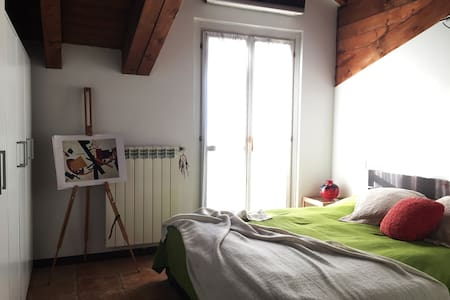 Lovely Room in an Attic + Breakfast - Milan
