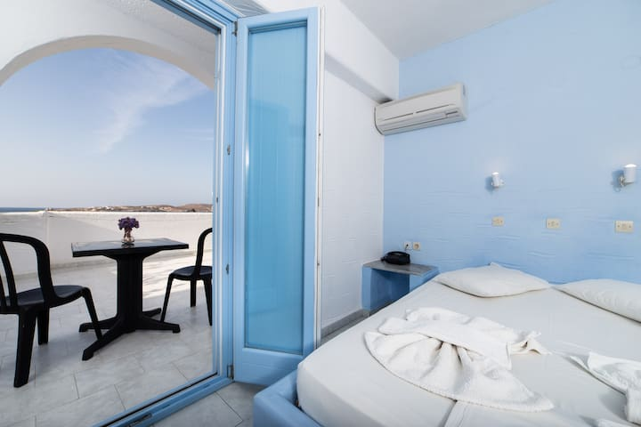 Sea View Studio for 1-3 persons - Paros - Bed & Breakfast