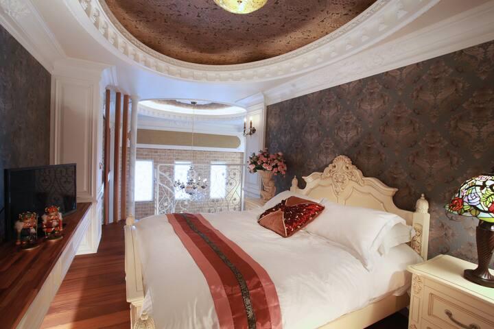 蛋糕城堡(包棟) - Dongshan Township - Haus