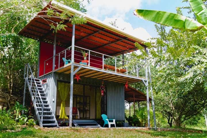 ☆ Organic Farm ❀ TinyHouse near the beach A/C Wifi