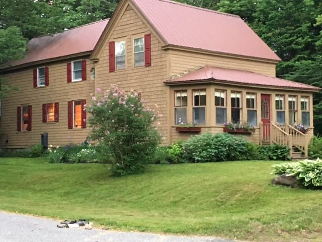 4bd home near Sunday River/Bethel Inn Pets Welcome